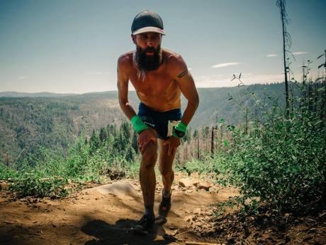 Men's Winner Rob Krar